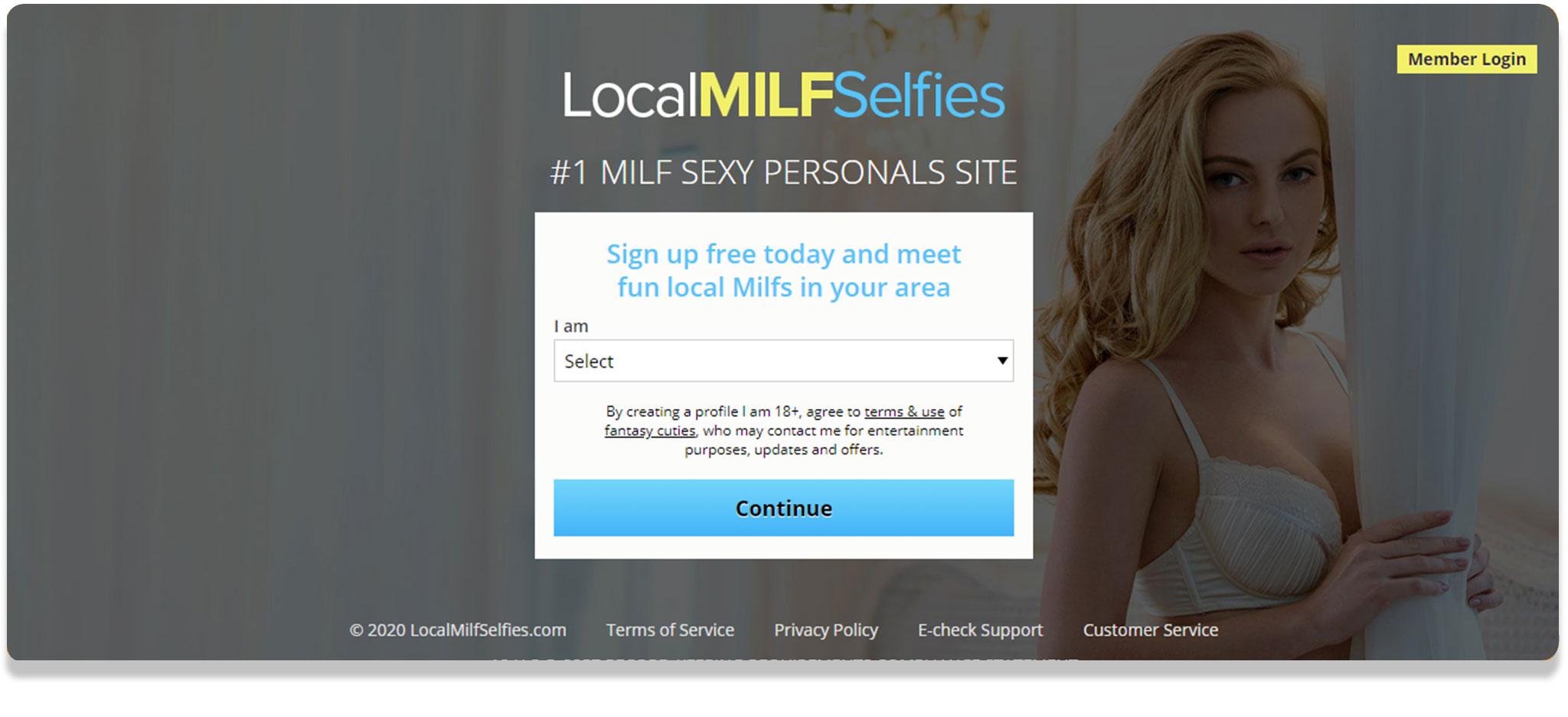 LocalMilfSelfies