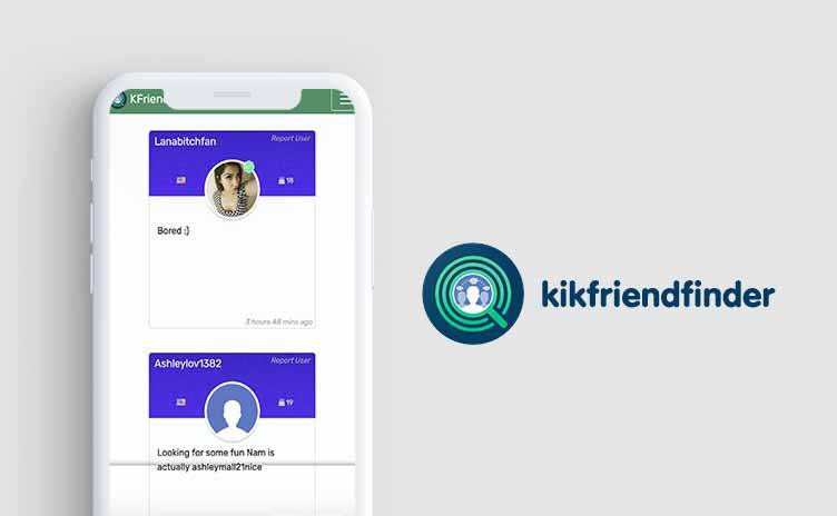 kIK FRIEND FINDER